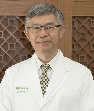 中醫內科團隊張恒鴻醫師