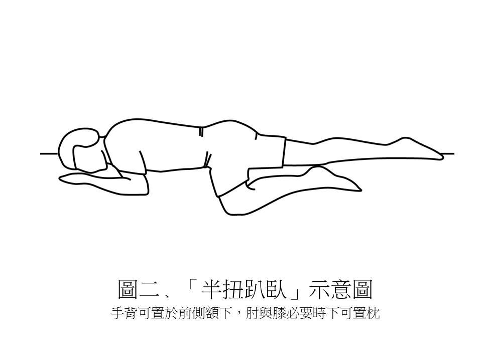 僵直性脊椎炎睡姿