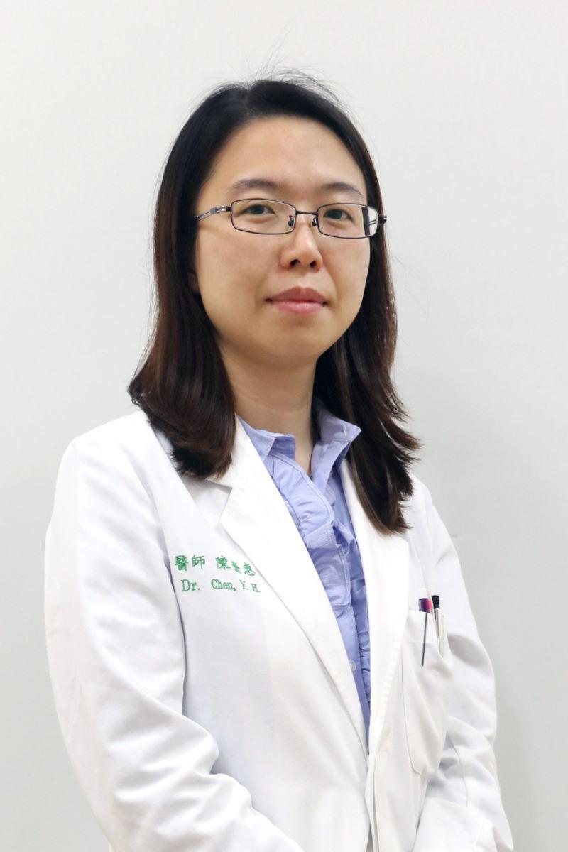 陳瑩惠醫師