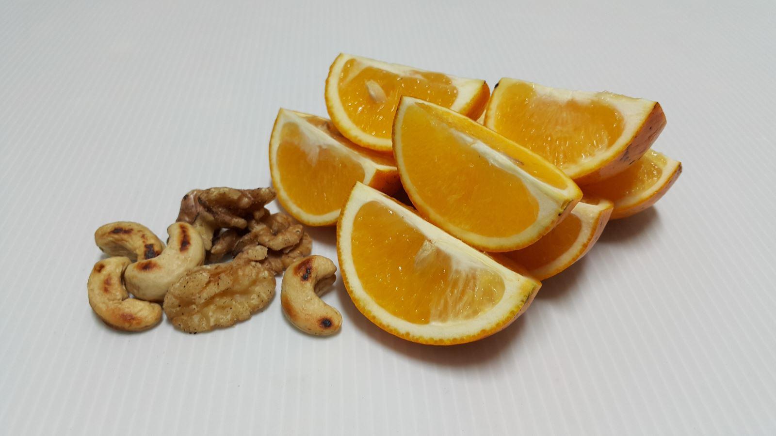 富含維生素C的柑橘類水果