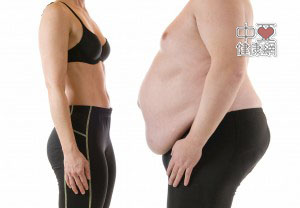 肥胖精子少