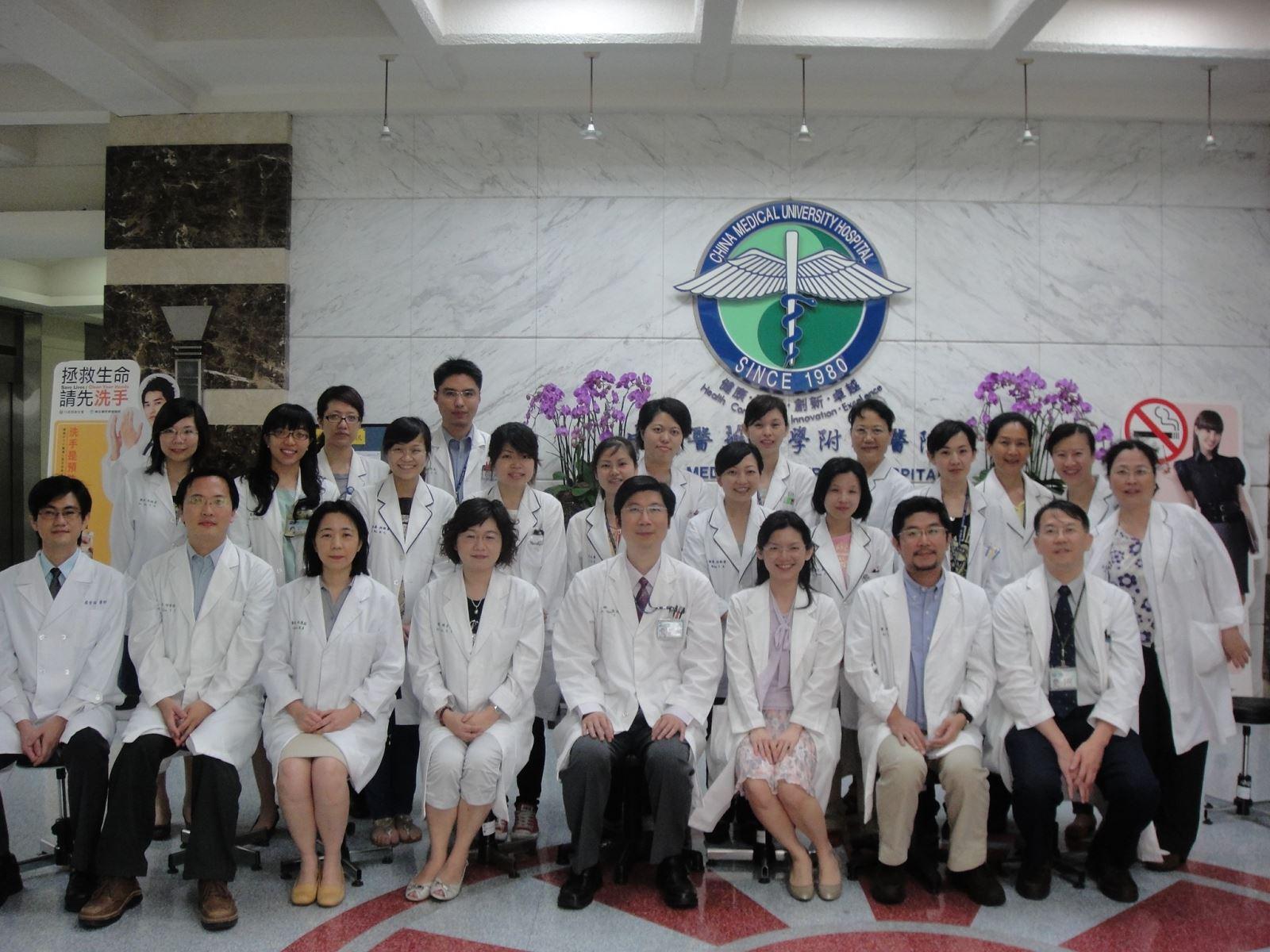 眼科部醫師團隊