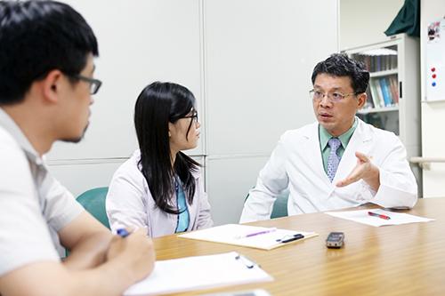 黃升騰 Sheng-Teng Huang 中醫部部主任