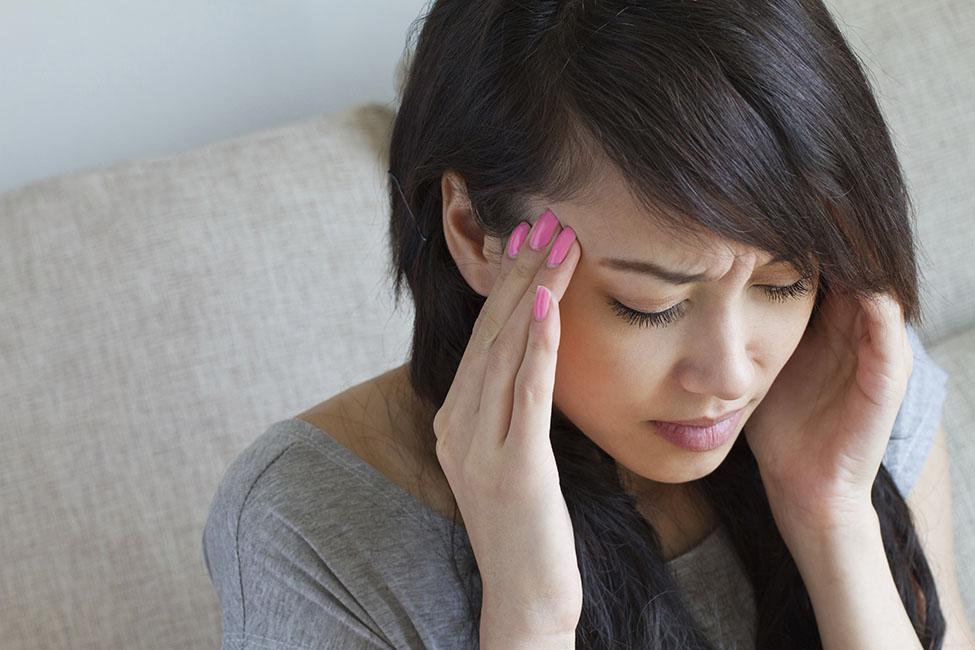 預防偏頭痛