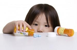 兒童常見疾病藥物中毒