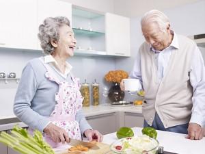 中老年人營養照護原則