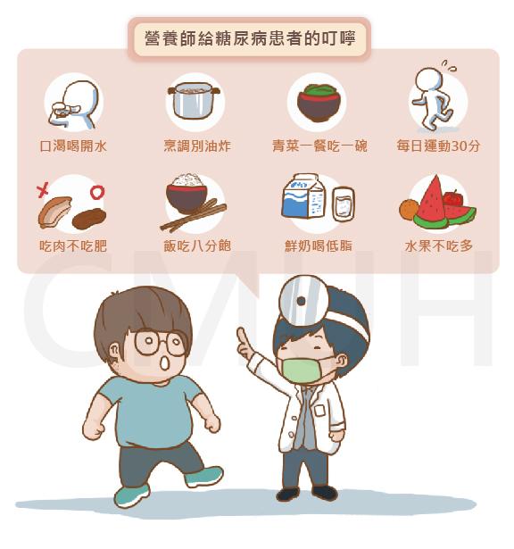 營養 糖尿病