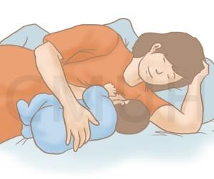 母乳哺餵技巧